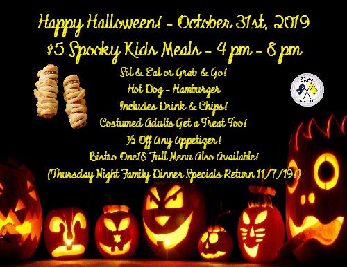 halloween kids special