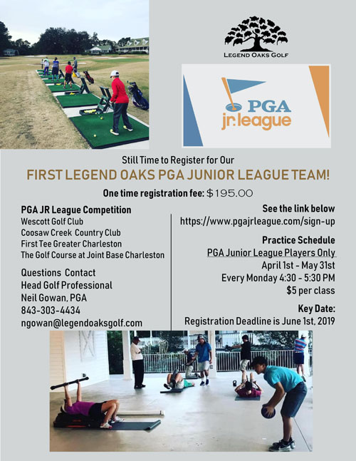 PGA JR League PracticeRev A