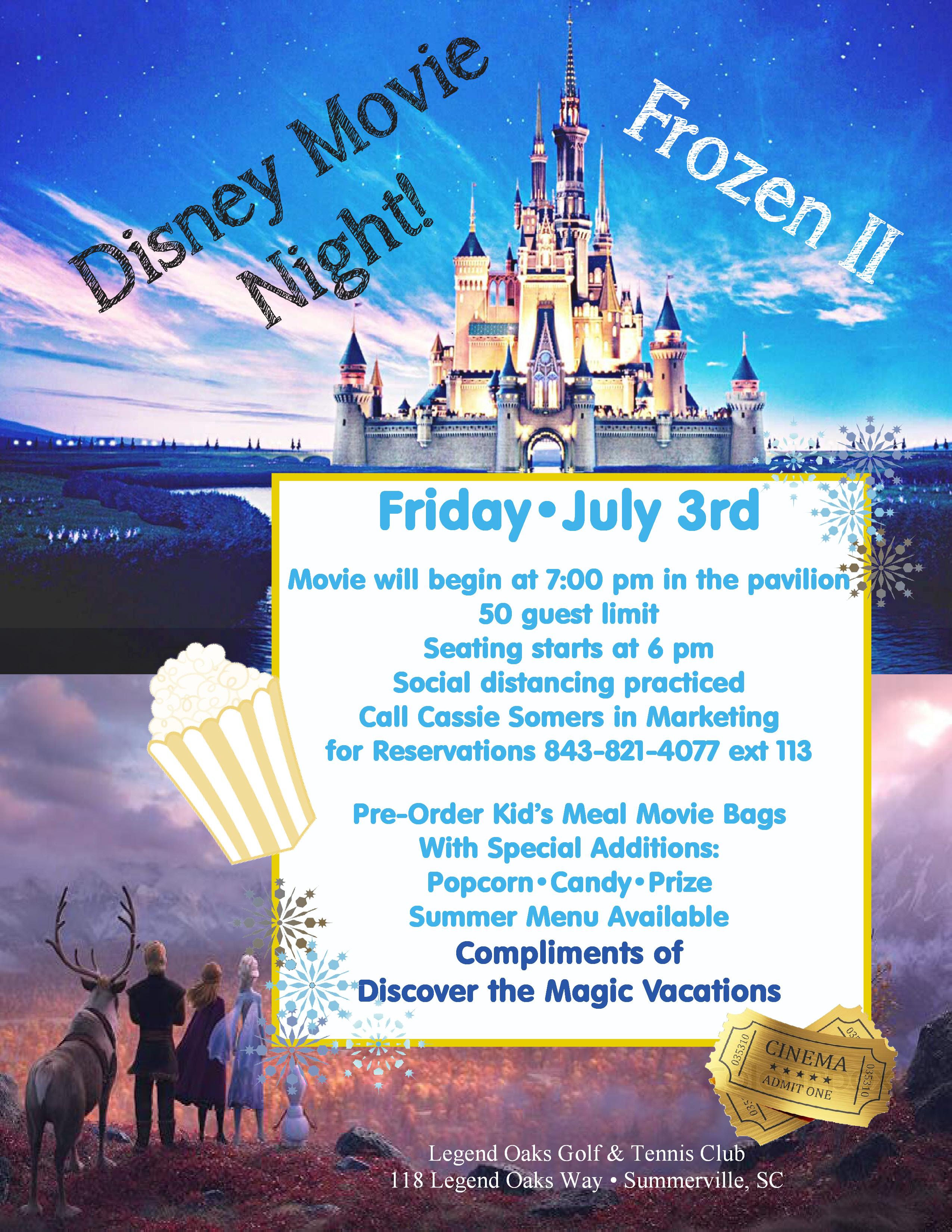 Disney Movie Night7 3 2020